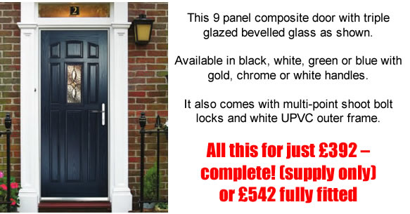 Click here for full Composite Door brochure  sc 1 th 162 & Misted Windows | Composite and UPVC Doors Manchester